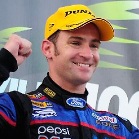 Will Davison - Two-time winner of Bathurst 1000.
